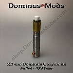 18500 Dominus Claymore, Side fire RTA