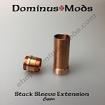 24mm Sleeved Extension, Copper