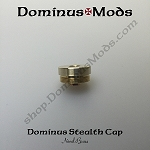 Dominus: Stealth Cap, Naval Brass (Brushed)