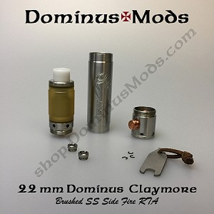 Dominus Claymore, Side fire RTA