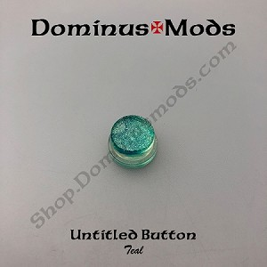 Untitled Teal Button