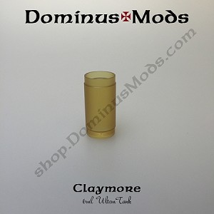 Claymore, 6ml Ultem tank
